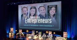 affiche salon des entrepreneurs